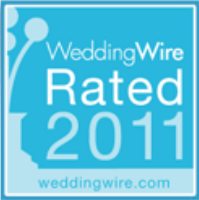 NYC Wedding Officiant, Wedding Wire 2011 Rated