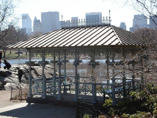 Ladies Pavillion Central Park