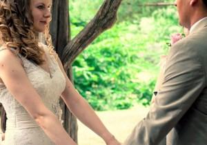 Cenrtal Park Summer Wedding