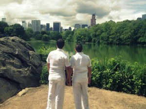 Central Park Same Sex Elopement