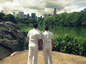 Central Park Same Sex Elopement