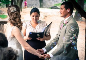 Central Park Marriage Officiant