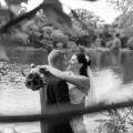 Beautiful Wedding Ceremony in Verona Park New Jersey