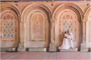 Central Park Wedding – Ladies Pavilion