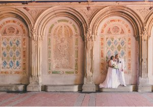 Central Park Bethesda Terrace Elopement