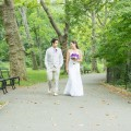 Central Park Elopement Photography Session