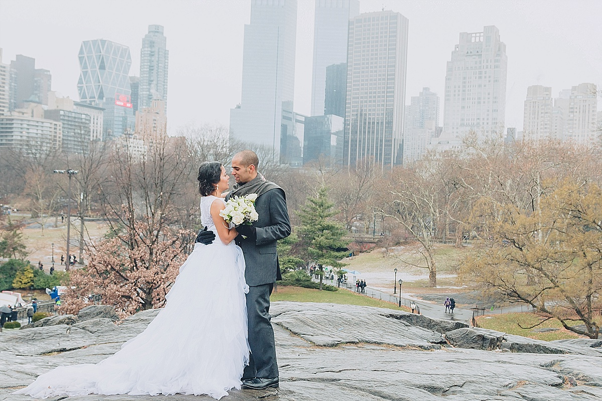 Central Park Wedding Packages Elopements