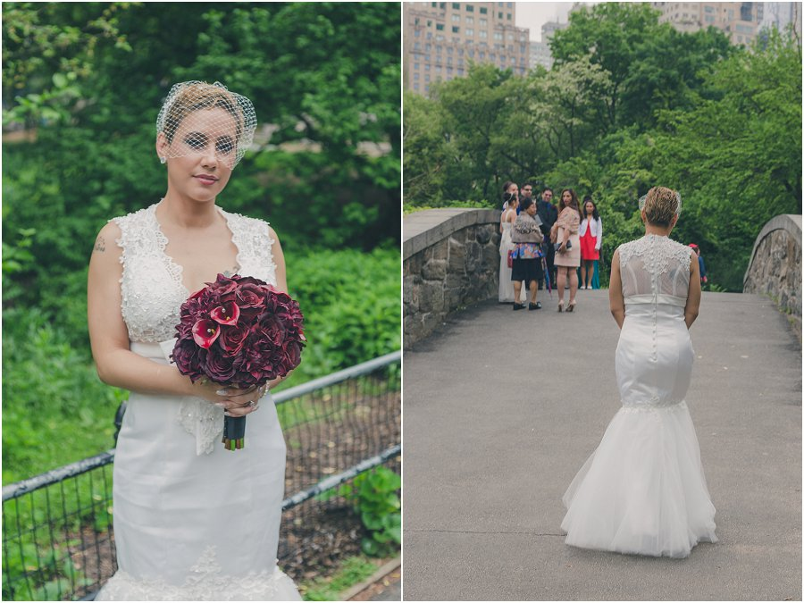 Central Park Gapstow Bridge Wedding Elopement_0001