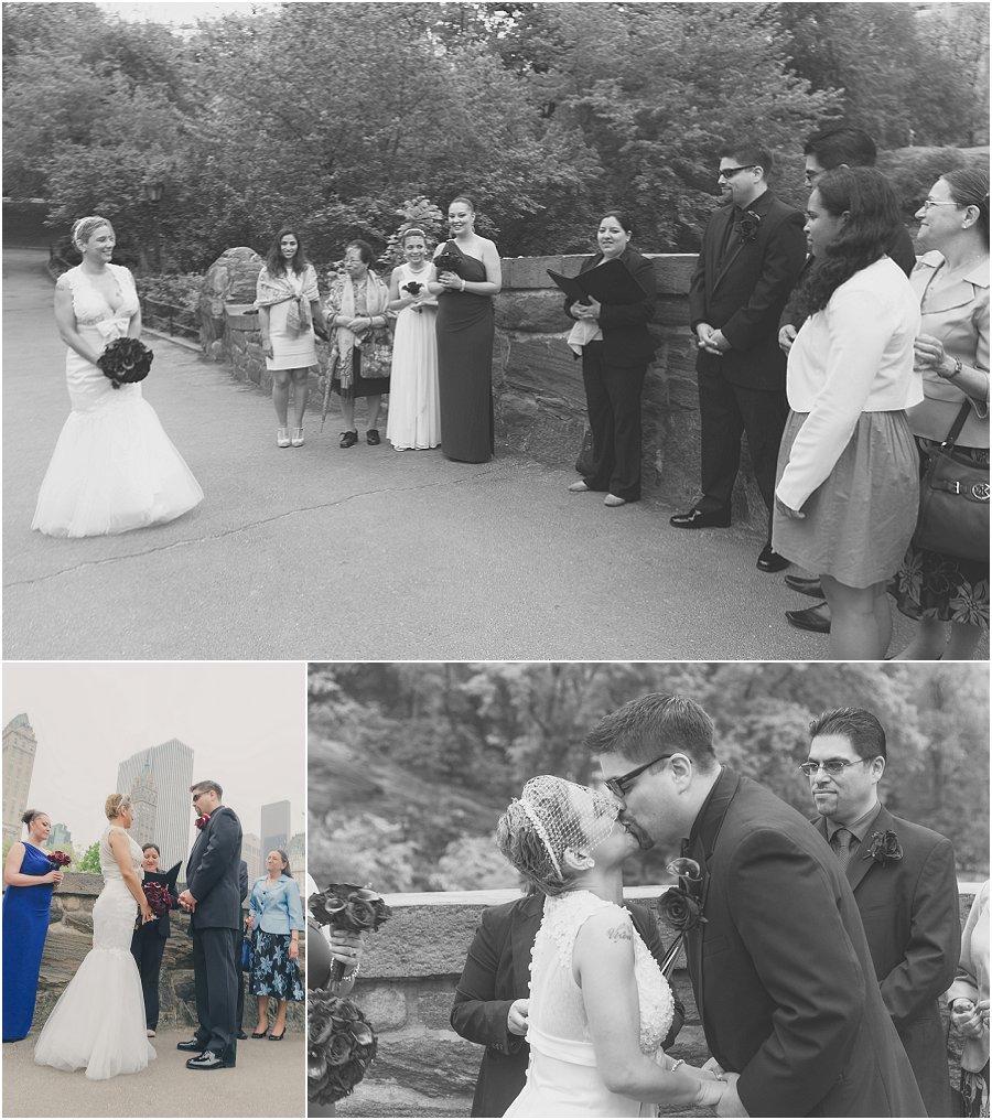Central Park Gapstow Bridge Wedding Elopement_0002