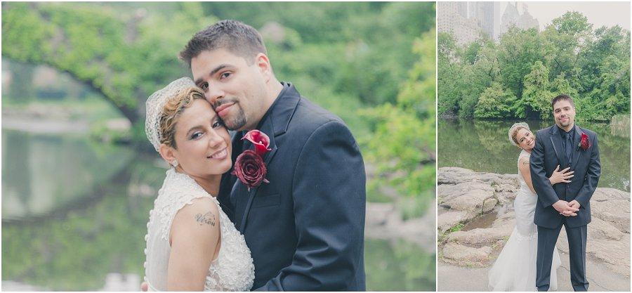 Central Park Gapstow Bridge Wedding Elopement_0010