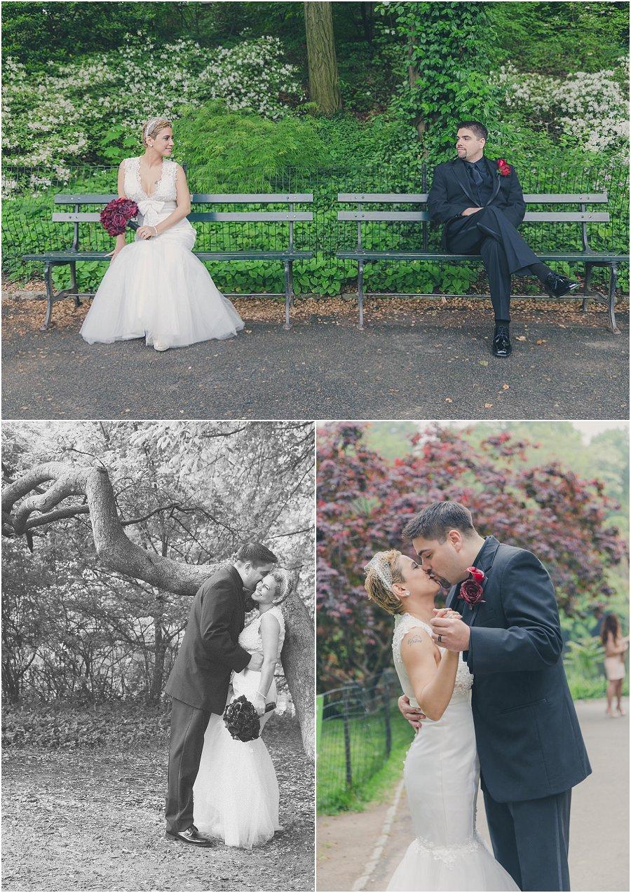 Central Park Gapstow Bridge Wedding Elopement_0012