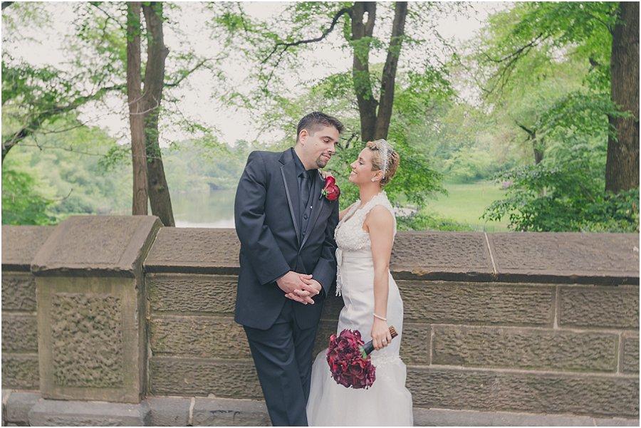 Central Park Gapstow Bridge Wedding Elopement_0016