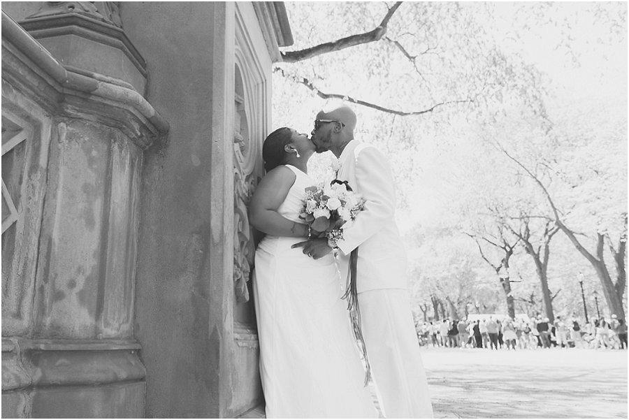 Central Park Gapstow Bridge Wedding Elopement_0031