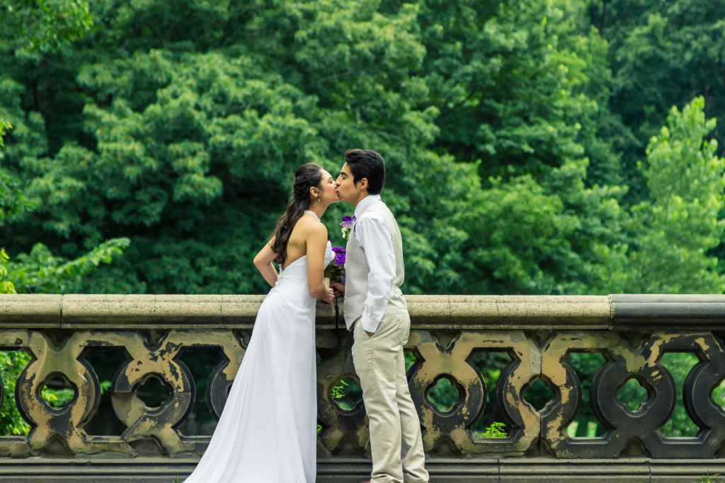 Central Park NYC Intimate Wedding