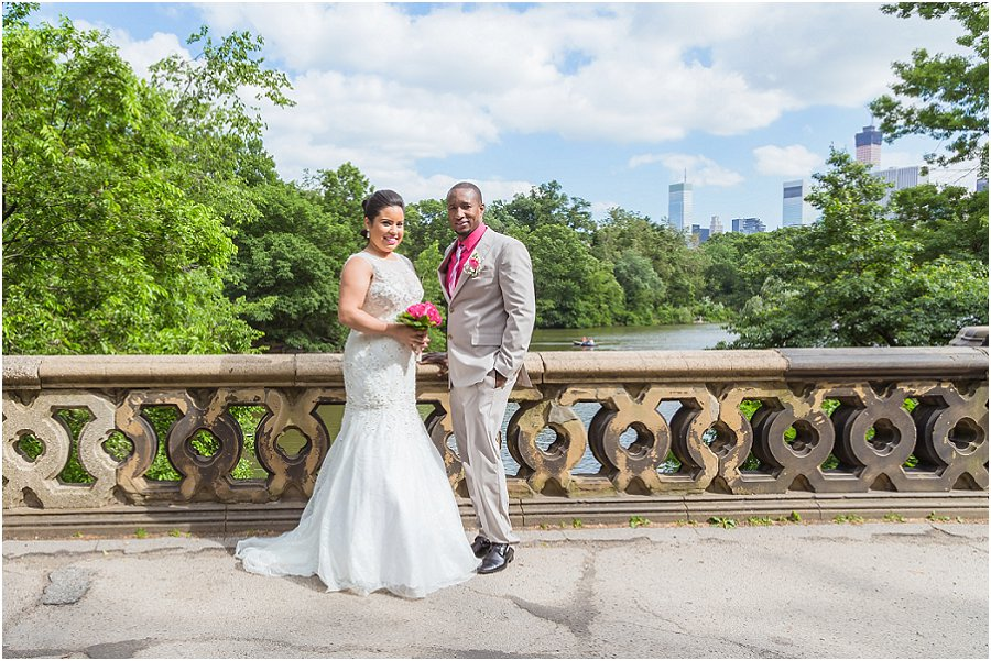 Central Park NYC Wedding Packages