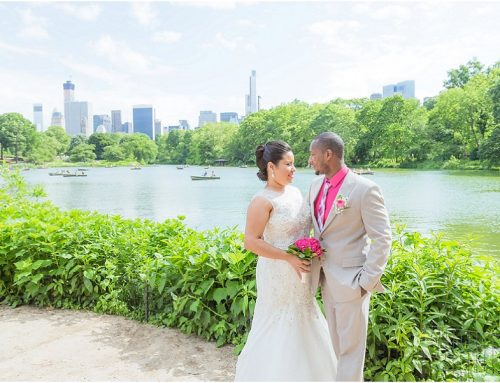 Boda Civil en el Parque Central New York – Oak Bridge
