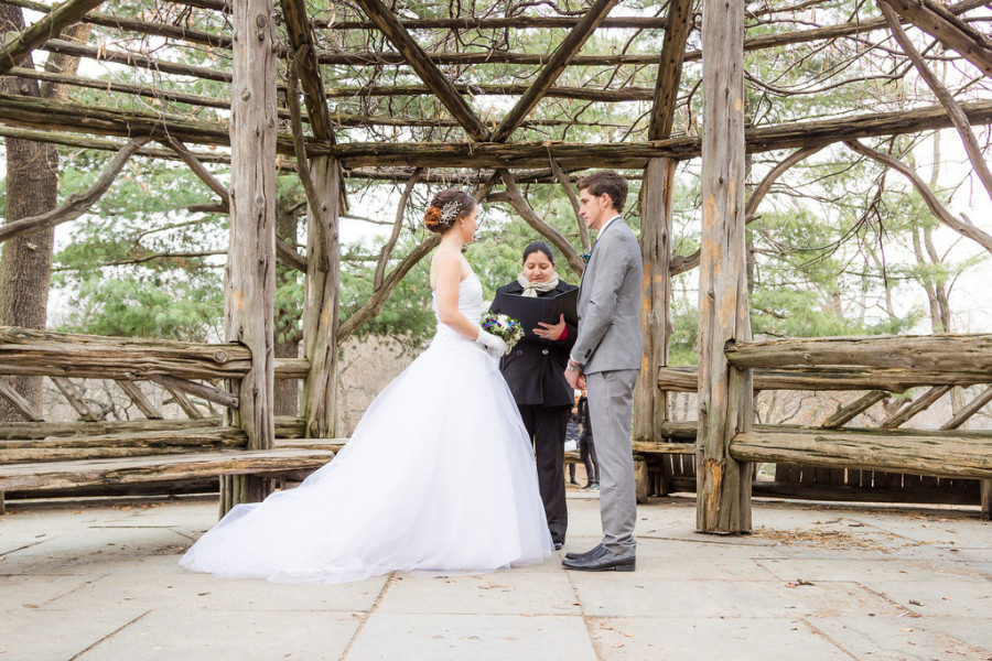 Central Park & NYC Wedding Elopement Packages