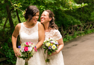 Vick & Doma Wedding in Central Park NYC (Preview)