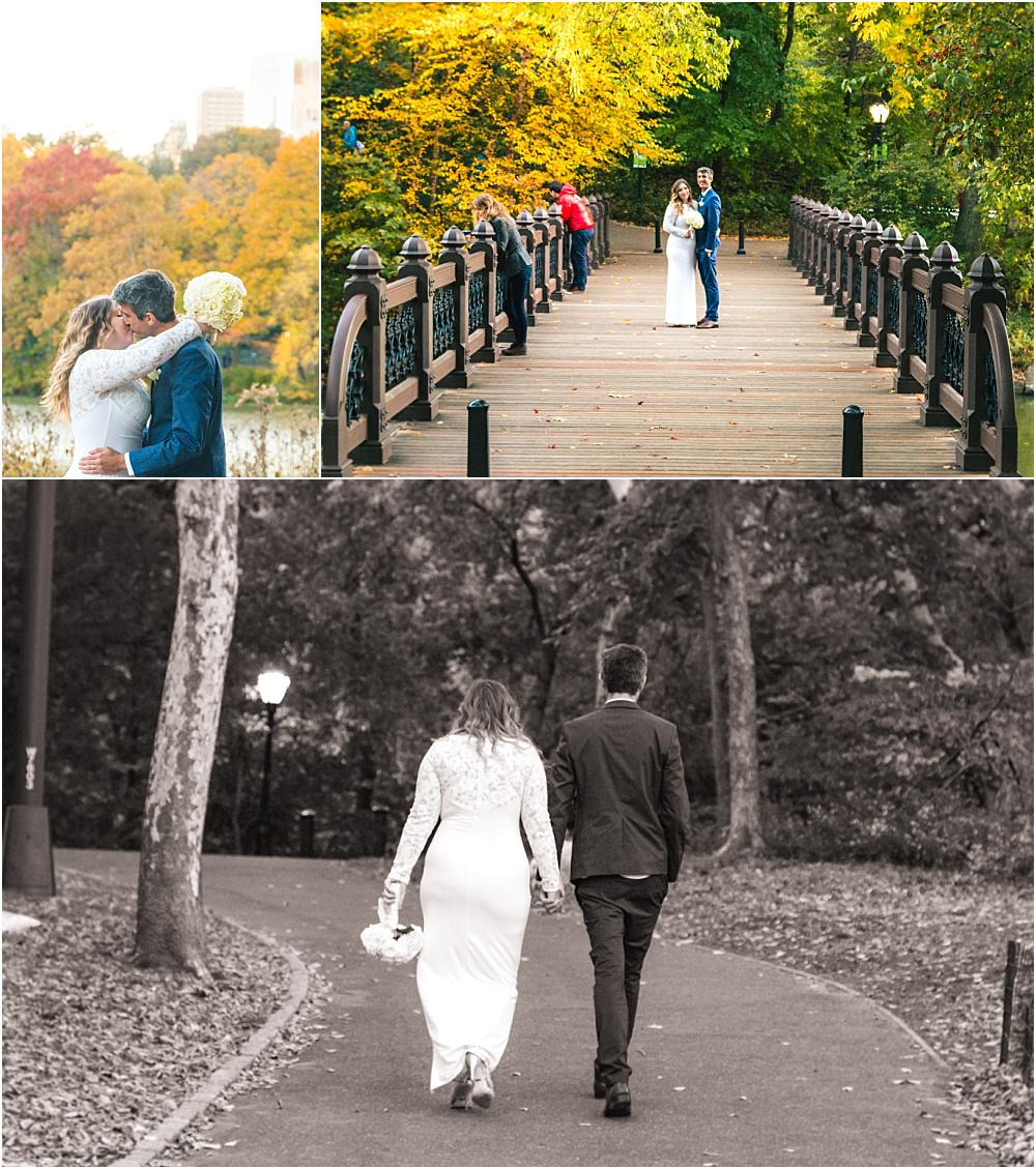 Central Park in Love - Oak Bridge