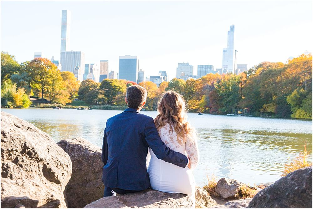 Central Park in Love - The Lake