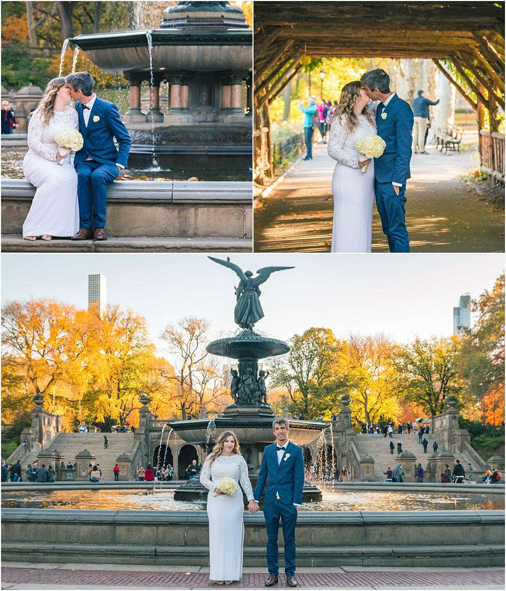 Central Park in Love - Bethesda Fountain