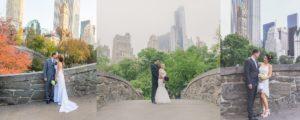 Gapstow Bridge – Central Park Wedding Ceremony Location