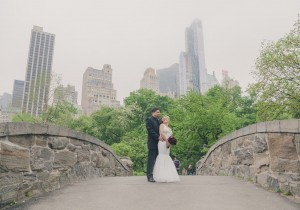 Gapstow Bridge - The Pond - Central Park Weddings