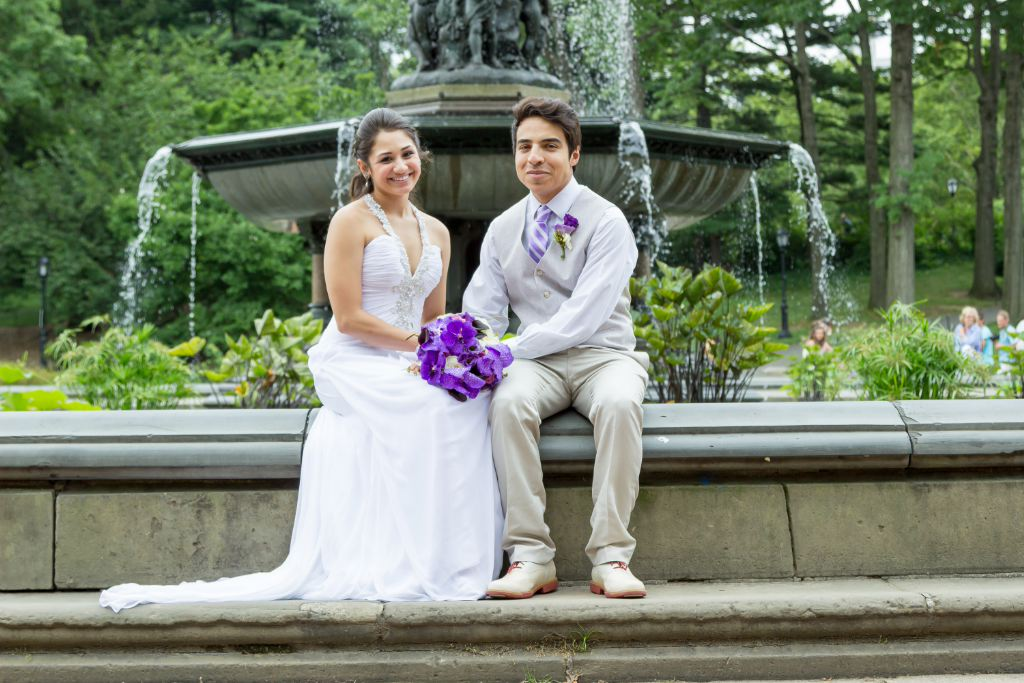 Get Hitched in Central Park