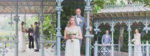 Central Park Wedding Ceremony Location: Ladies Pavilion