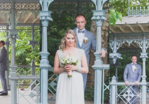 Central Park Wedding Ceremony Location: Ladies Pavilion