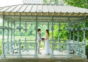 Ladies Pavilion - Central Park Wedding - New York City