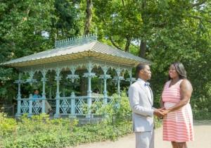 Central Park Elopement Wedding