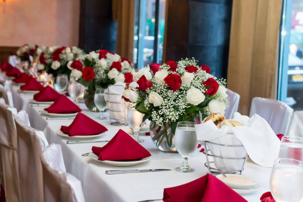 Pearl Room Brooklyn Nyc Wedding Reception Knot By The Sea Weddings