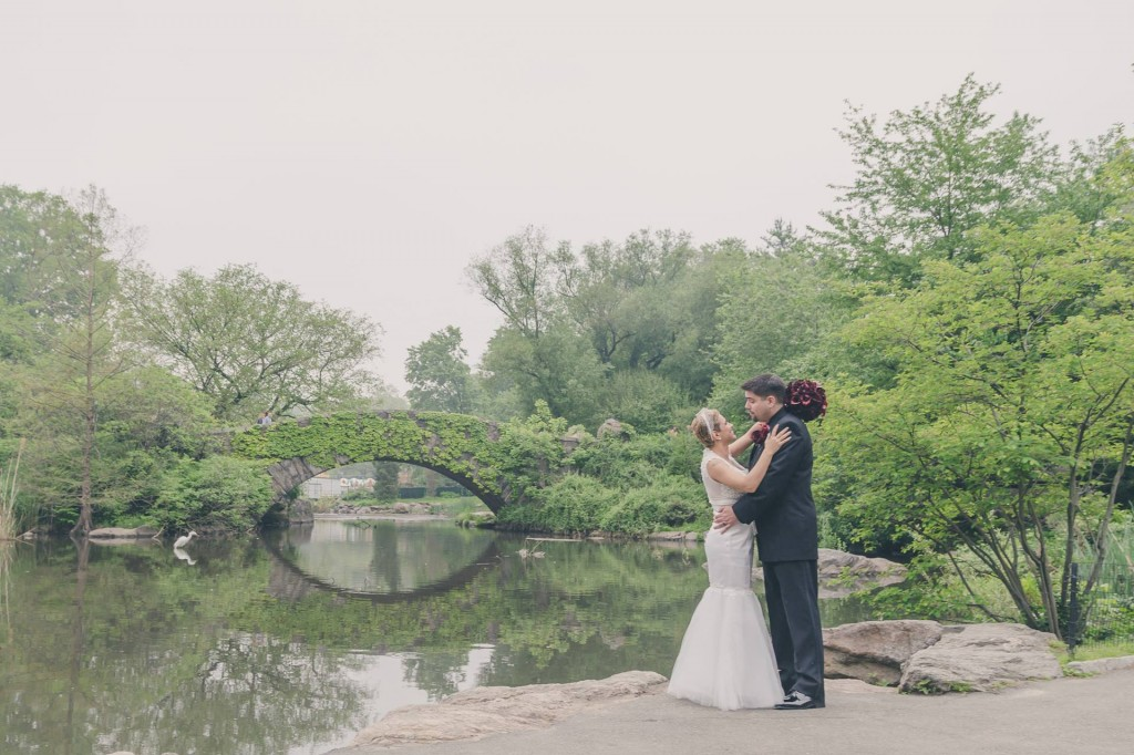 The Pond - Central Park Weddings - New York City