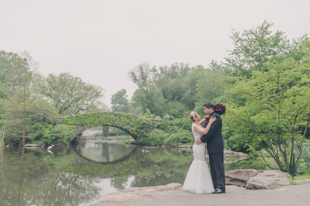 The Pond - Central Park Weddings - New York City