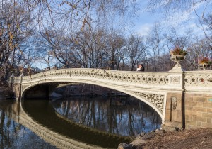 Bow Bridge - Central Park Wedding