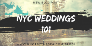 NYC WEDDINGS 101