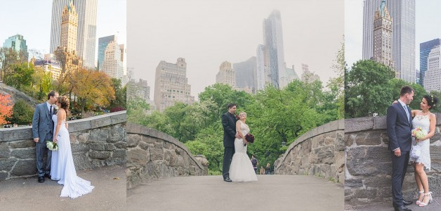 Gapstow Bridge – Central Park Wedding Ceremony Location